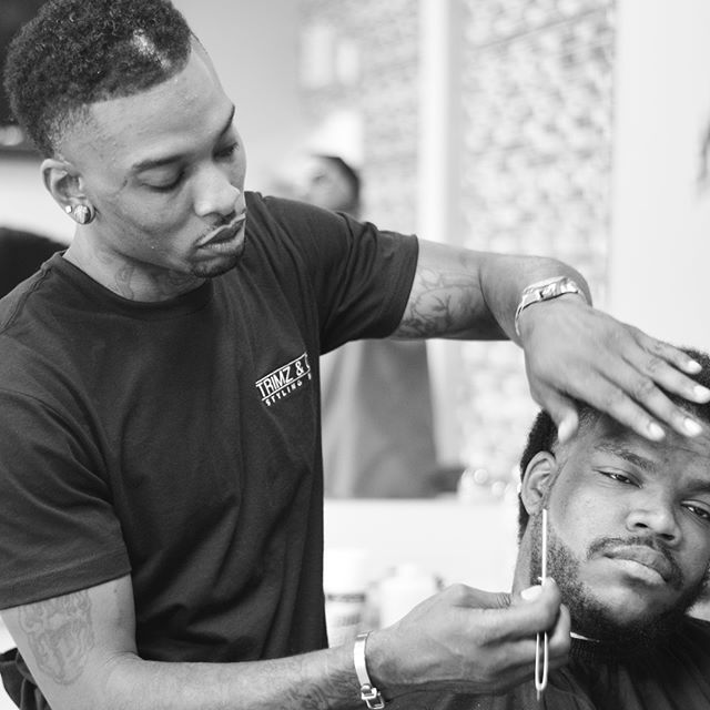 Thanks for letting us serve you. Our barber shop has skilled groomers ready to fulfill you request. (Salon photos and videos coming soon)