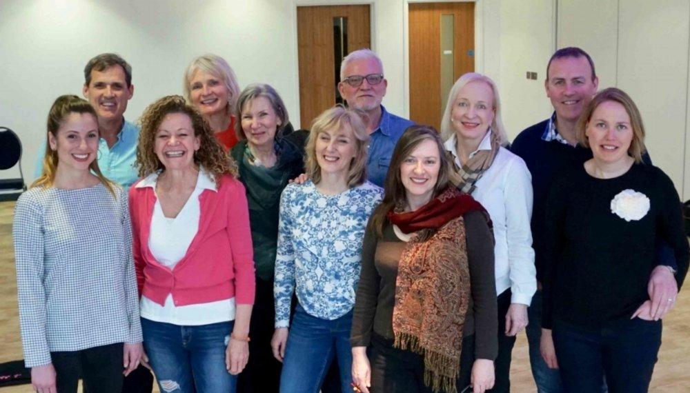 Bristol Retreat Attendees