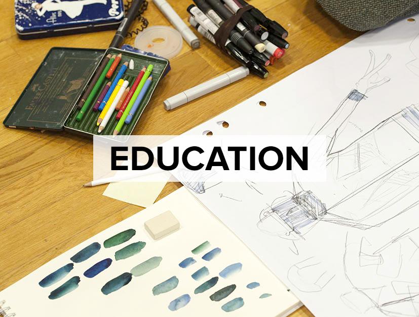education clothing