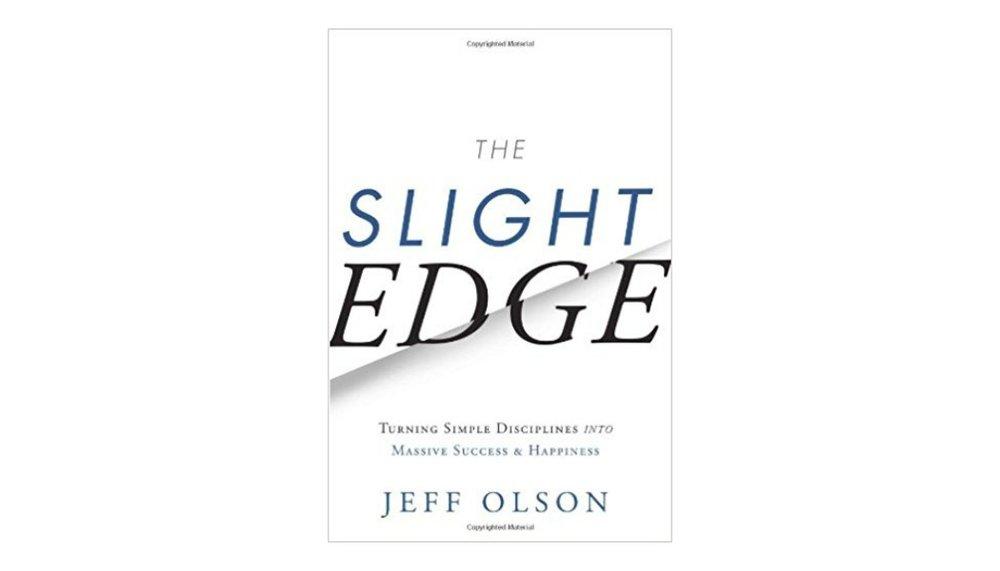 The Slight Edge- Perfect For The Entrepreneur