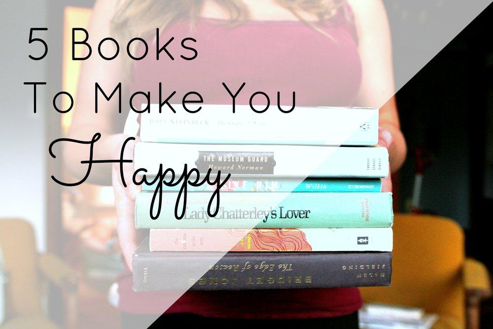 5 Books to make you Happy.jpg