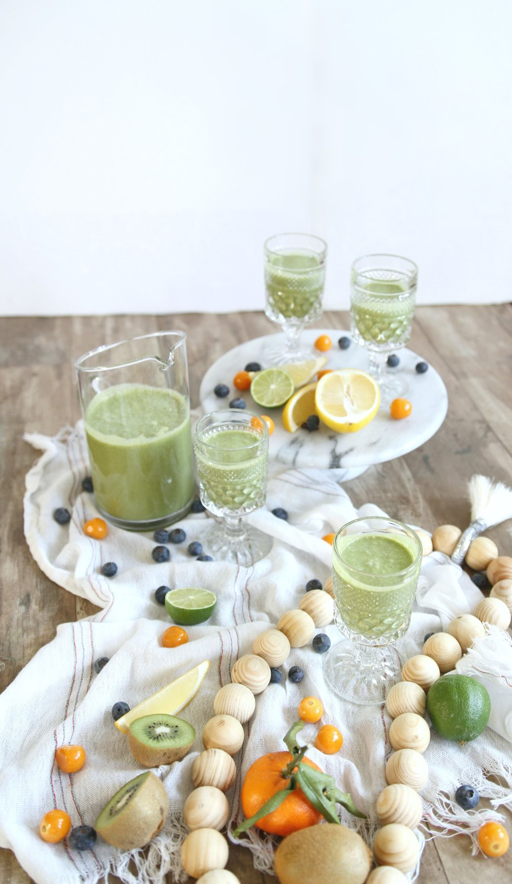 Green Smoothie Tips and Tricks!