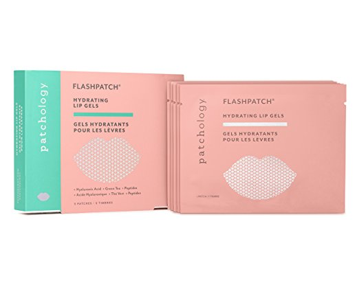 Patchology FlashPatch Hydrating Lip Gels - These fantastic lip gels add a little plump and a whole to level of smoothness to your lip game. I love putting these on before an event or days when I don't want to wear anything on my lips!