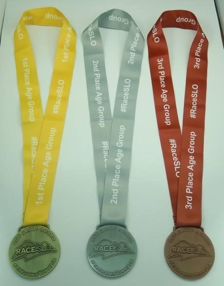 2018 SLO Marathon Lanyards.JPG