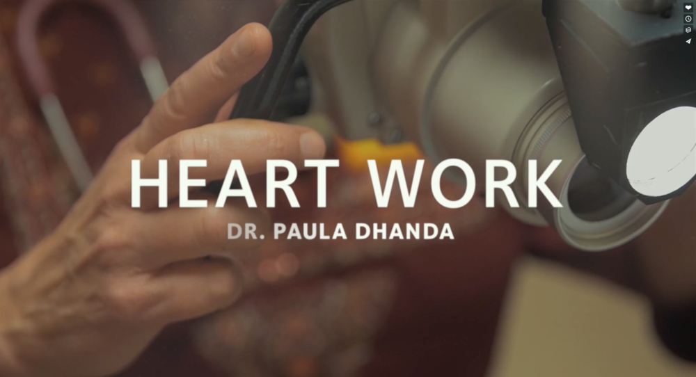 Video: Short-film – Best in Class    Heart Work – Dr. Paula Dhanda   CMBell; Adventist Health  CMBELL COMPANY