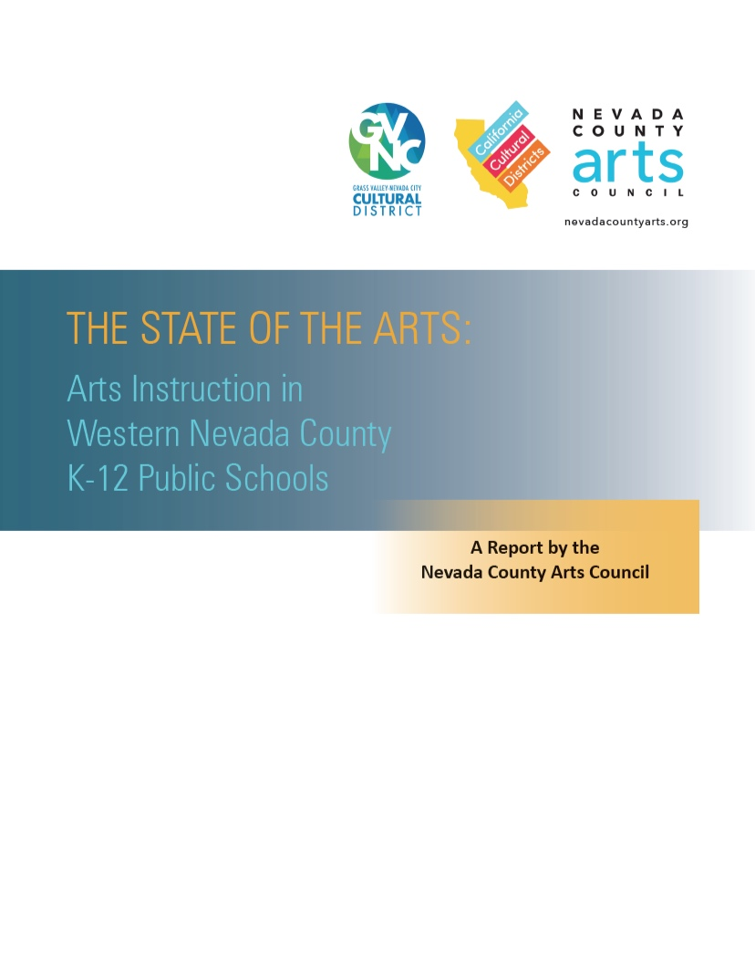 Read  The State of the Arts  survey.