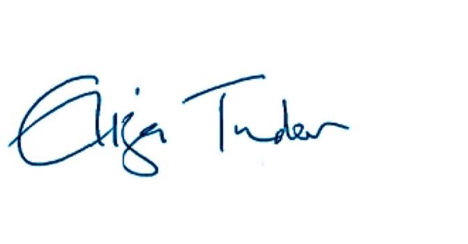 Eliza Tudor, Executive Director