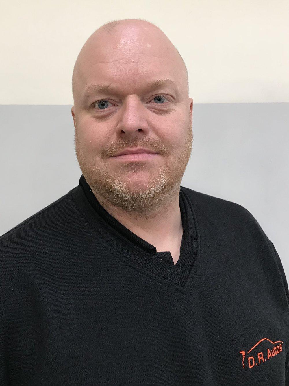 John Osborne - Manager, MOT Tester, Technician