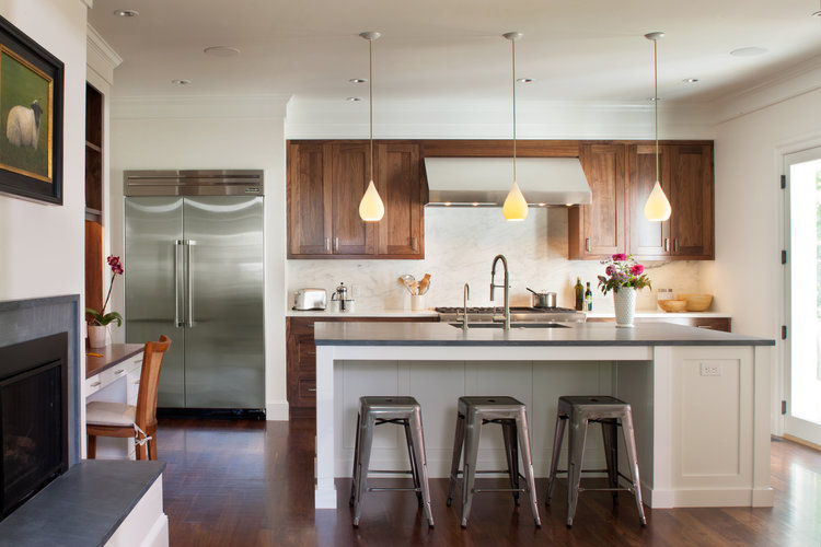 ModernTraditional Kitchen Maynard Design Architecture