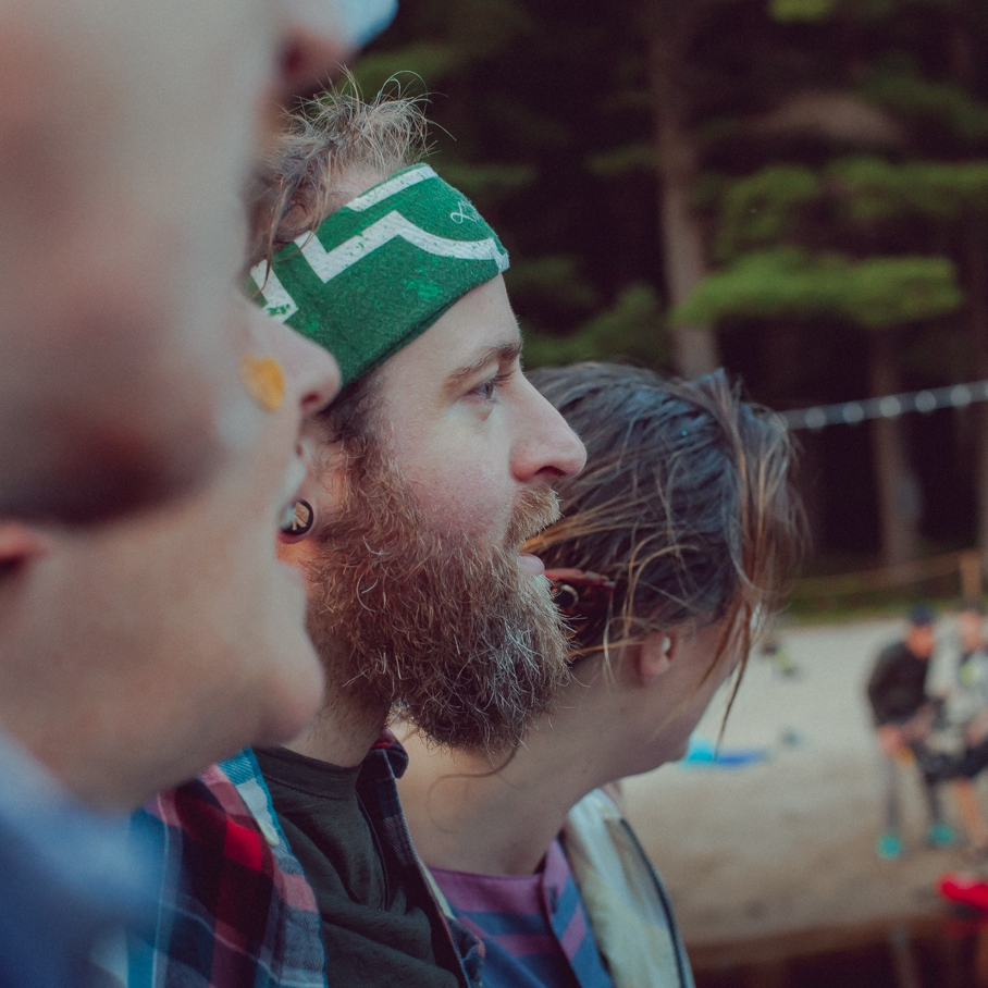 Ash - Ash is a writer and engineer with a preference for being outdoors, and a passion for bringing people together. Currently living out of two backpacks and via the hospitality of Airbnb hosts, Ash bounces between the foggy peaks of San Francisco, and the New England of his childhood. At camp, he's excited to get people writing creatively about their experiences.