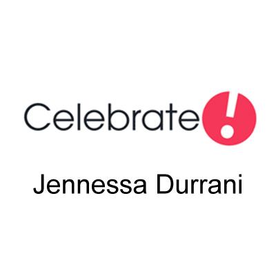 Celebrate! Jennessa Durrani