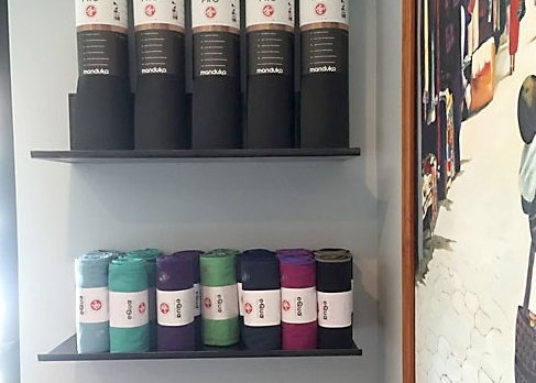 RENTALS - Manduka Mat Rental: $3.00Manduka Towel Rental: $3.00Mat + Towel: $5.00Monthly Mat and Towel Storage: $15.00/monthMonthly Mat or Towel Storage: $10.00/month