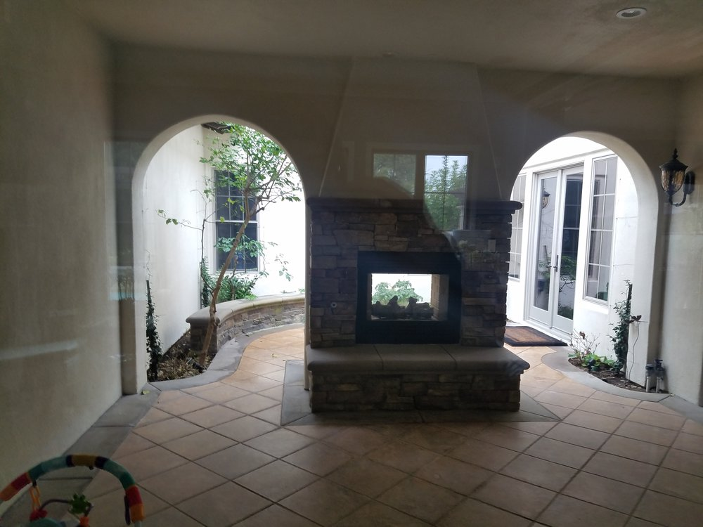 LAGUNA HILLS COURTYARD CONVERSION  * Project was developed by Rebekah in accord with Builder Boy, Inc.