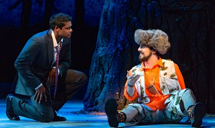 Papageno and Tamino - The Glimmerglass Festival