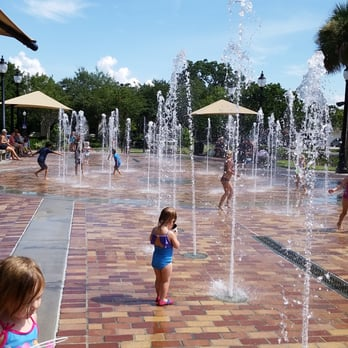 Alcoa Square Splash Pad