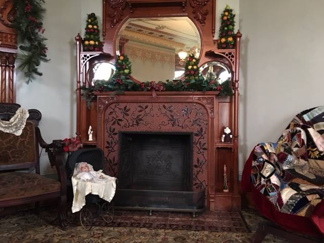 Hackley House Parlor