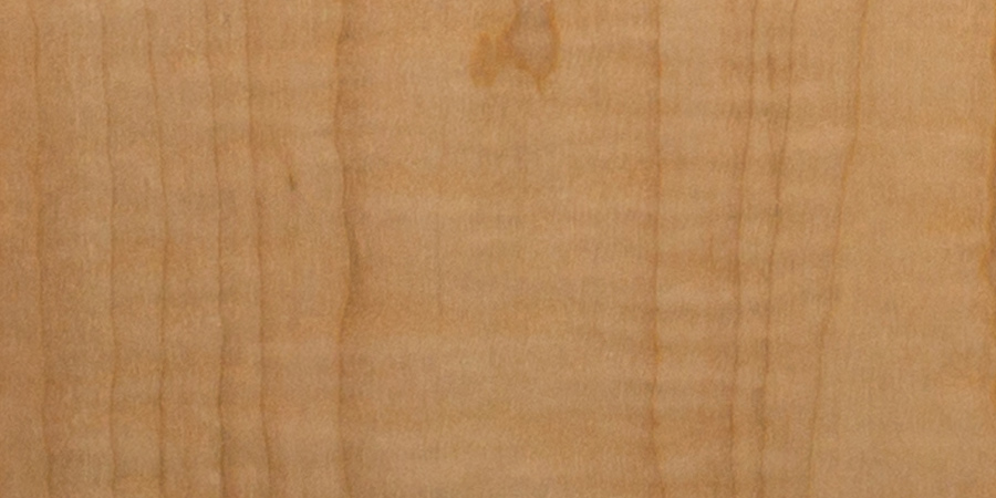 CURLY SOFT MAPLE   NATURAL