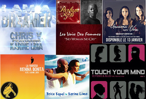 Download Music - You can buy the songs you like by following the links bellow.I'm a dreamer, Touch your mind, Je ne rêve, Menina Bonita, Nounours Enfant, Lo, No woman no cry, Unissons nos voix...