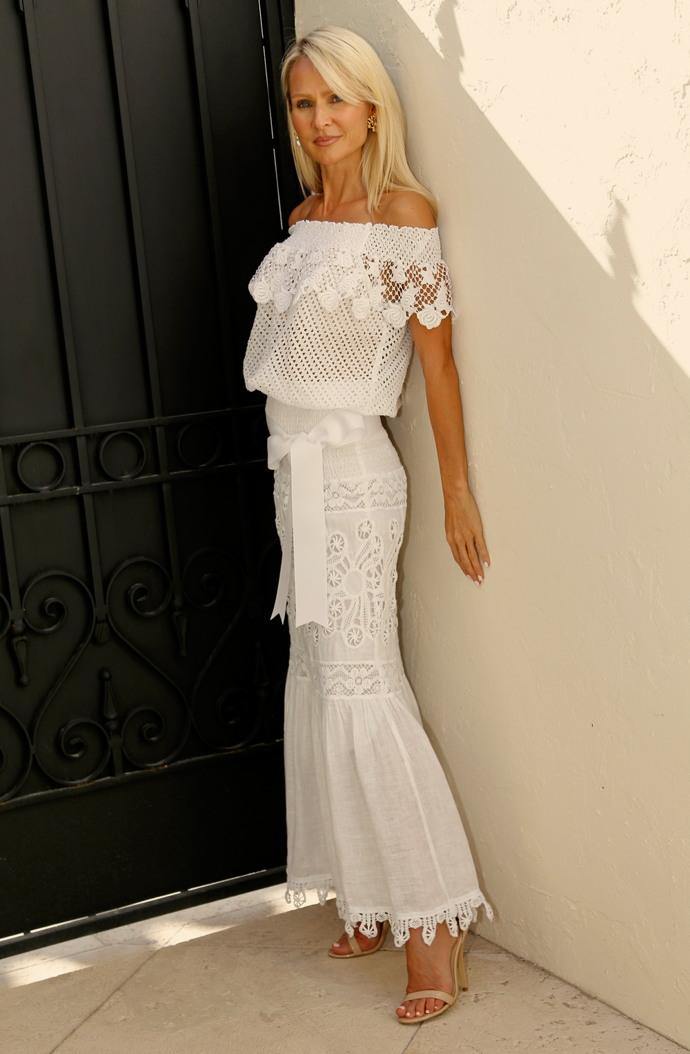 Zeta Dress & Teresa Long Skirt