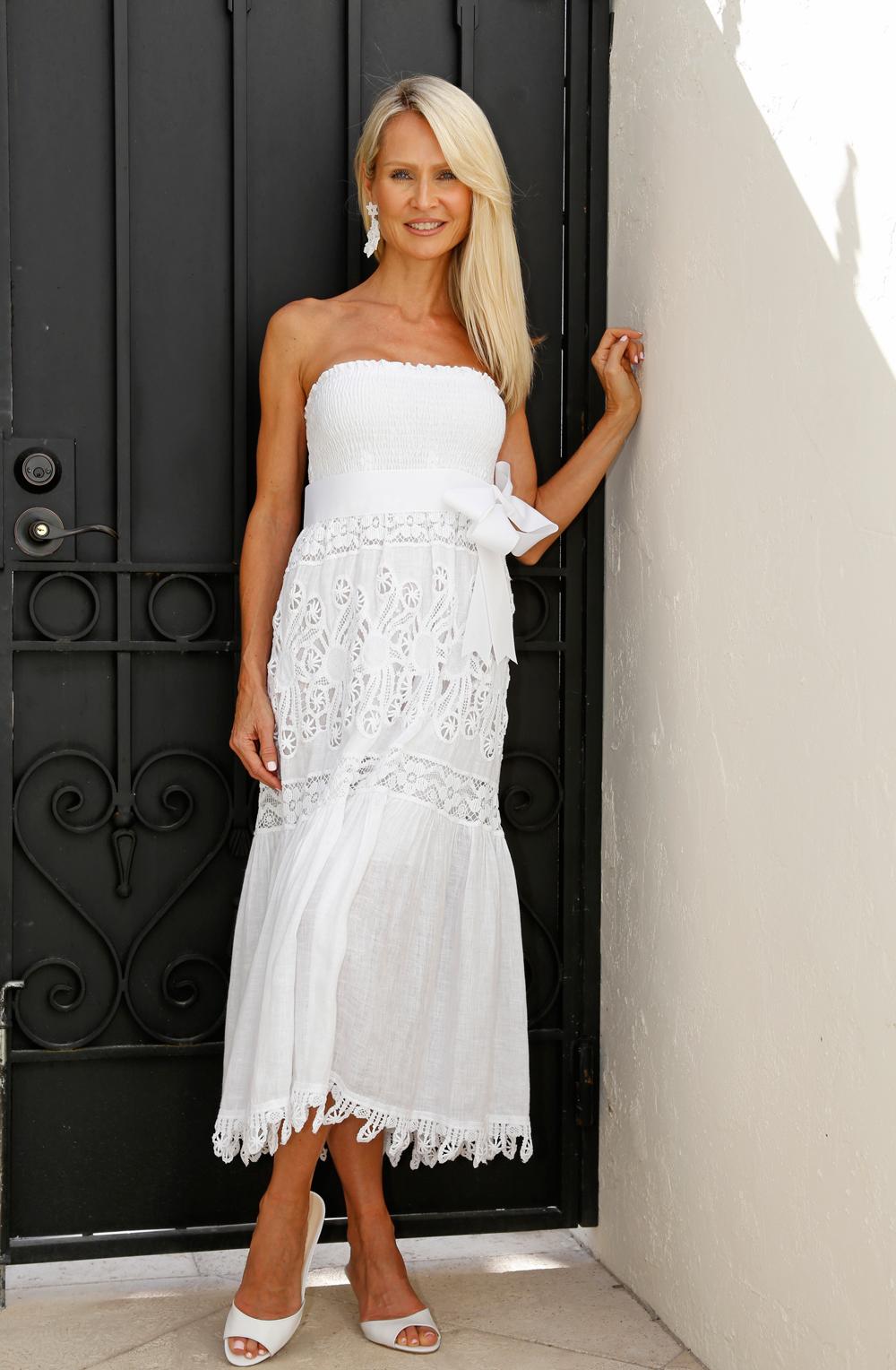 Theresa Long Skirt