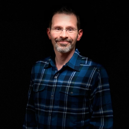 Jeff Reilly    Young Adult & Small Groups Pastor