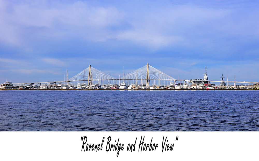 Arthur Ravenel Bridge and Harbor View.jpg