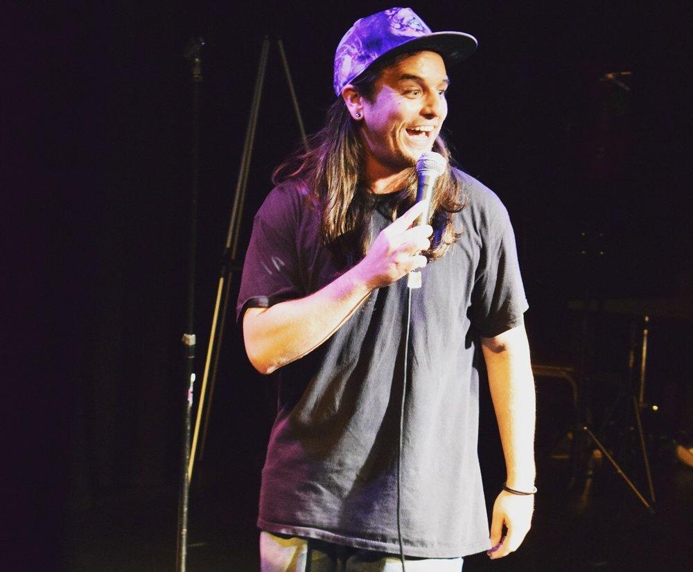 Comedian Joe Gorman