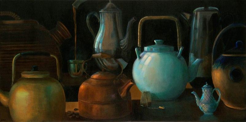 Coffee and Humani-Tea