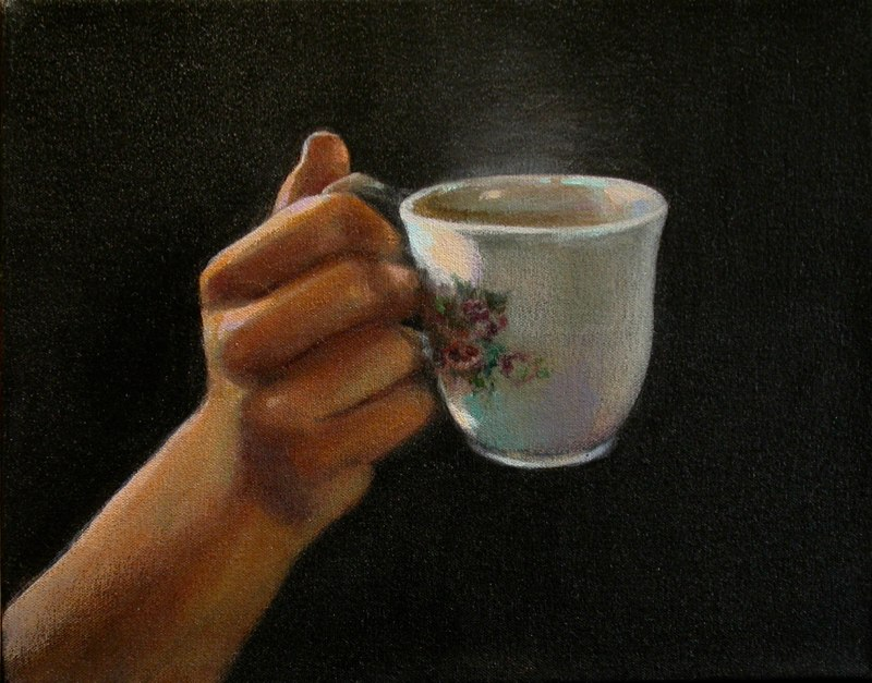 Humani-Tea : Hands