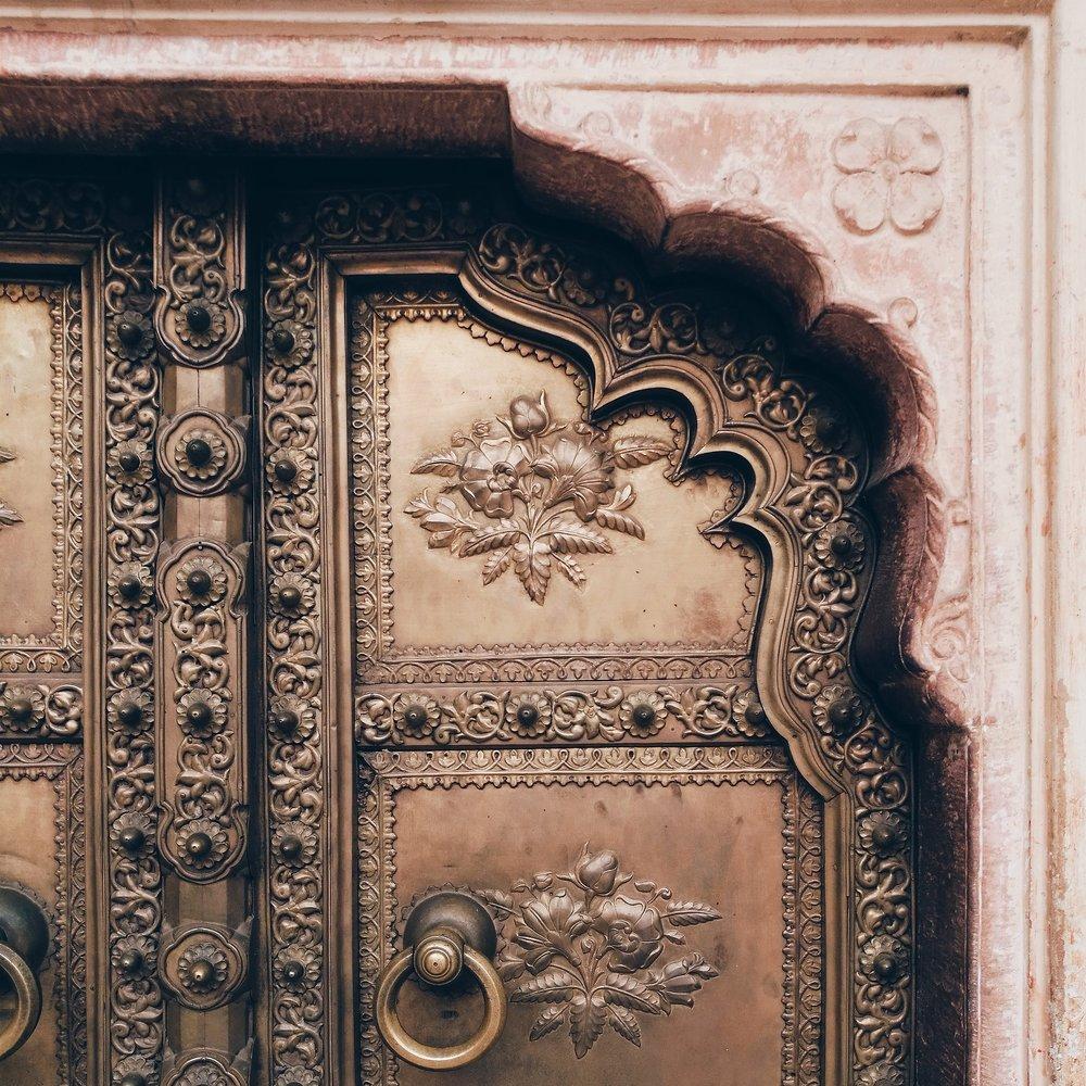 Forts & Palais - ...beauté des détails