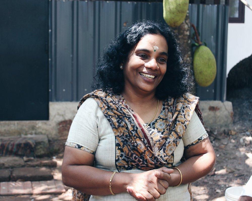 Chef Latha - la jolie rencontre