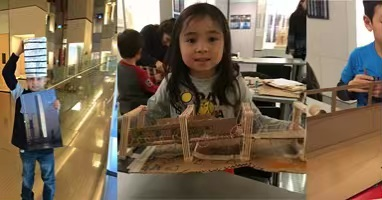 get ready for Earth Day 🌍 at the @skyscrapermuseum . From 10:30-11:45a this Saturday, kids are invited to bring recycled materials to the museum and design their own miniature skyscrapers. RSVP is required and this event is for children ages 4-8. #lifebelowcanal