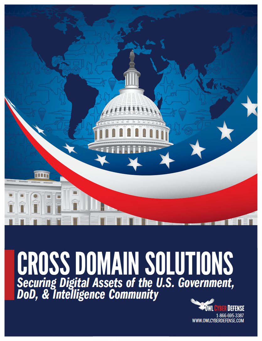 Want to Learn More? - Download the Owl Cross Domain Solutions Brochure