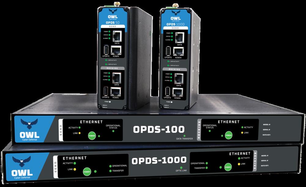 OPDS-5D, OPDS-100D, OPDS-100, & OPDS-1000