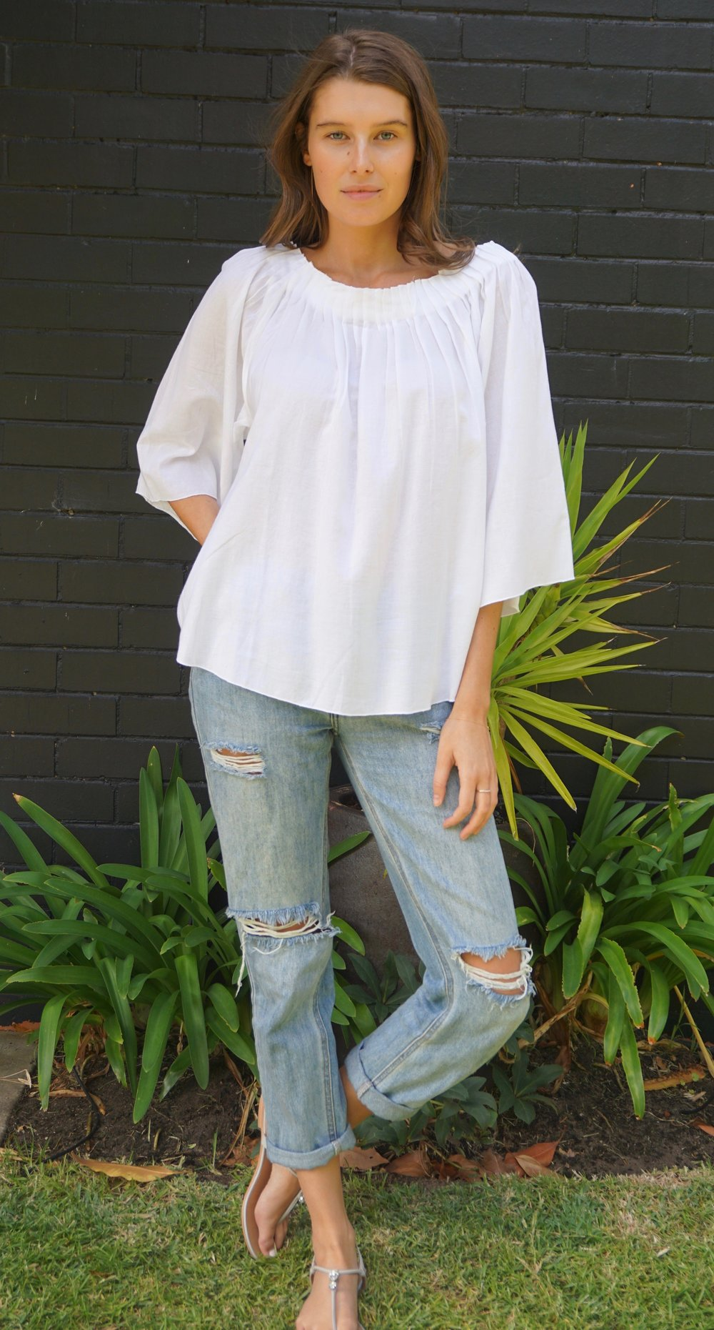 Frejus Top, White Product Code: 11ATWH
