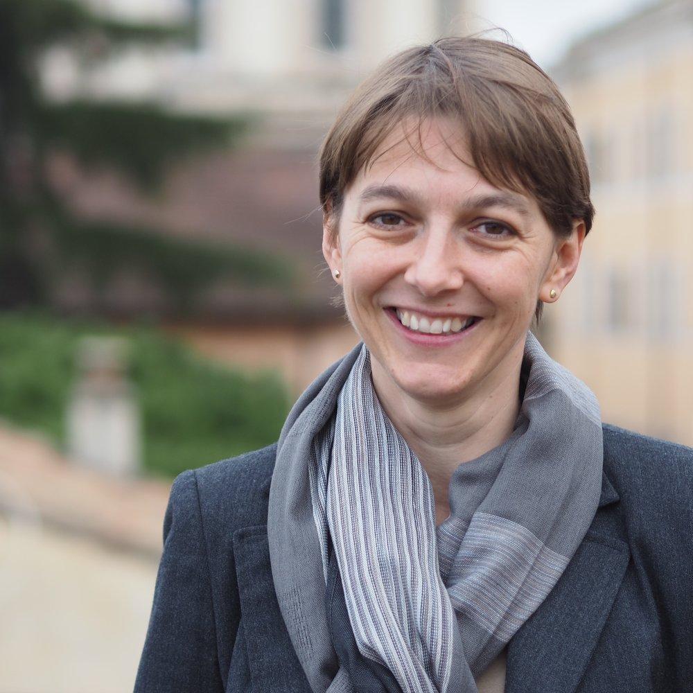 Dr. Nataša Govekar - Director of the Department of Pastoral Theology, Vatican Secretariat for Communication