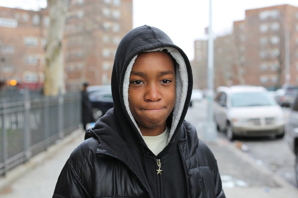 Vidal Chastanet. Copyright Humans of New York