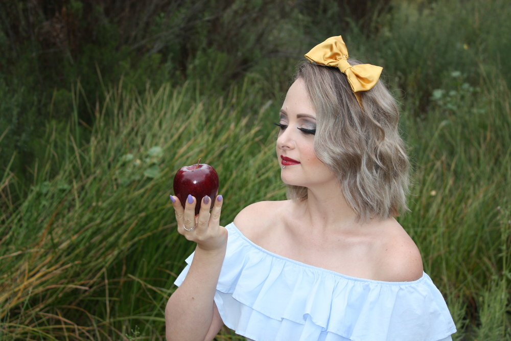 Snow White Hair & Photography- Melissa Parker Makeup- Vanessa Garlough
