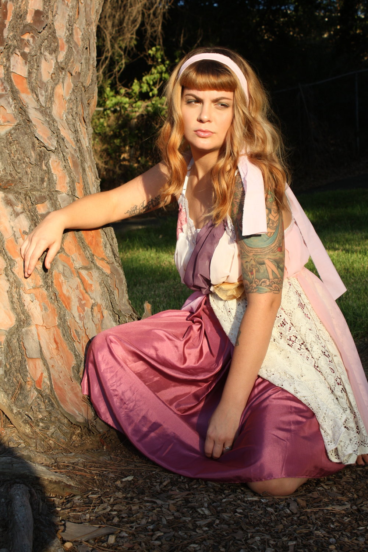 Cinderella Hair- Taylor Spell- Flores Photography- Melissa Parker