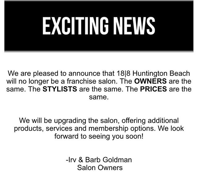 It's official! New name: GRUUM Premier Men's Salon💈✂️ #gruum #gruumformen