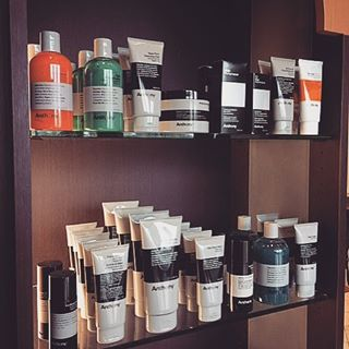 Introducing ANTHONY--A premium men's skincare line designed with natural ingredients utilizing the latest in technology. Developed for men, borrowed by women. Stop in before Feb. 28th for 20% Off ALL Anthony Skincare Products!💈🙌