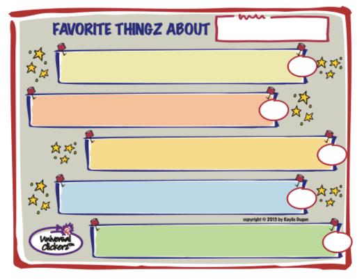 Favorite Thingz