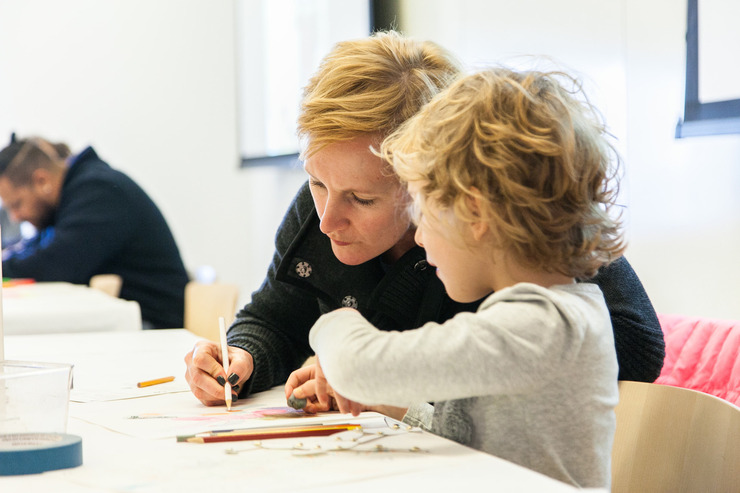 Art Classes - Our wide variety of art classes provide creativity breaks and artistic development at all levels.NEW:Youth Classes | Adult Classes