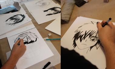 comics & Manga - Instructor: David Dobbs| Ages 9-16