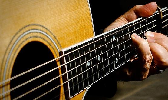 Beginner Guitar - Instructor:Doug Hill