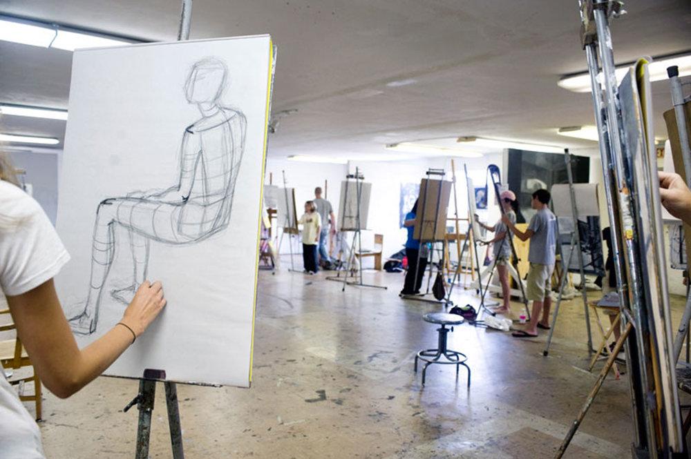 Open Figure Drawing -