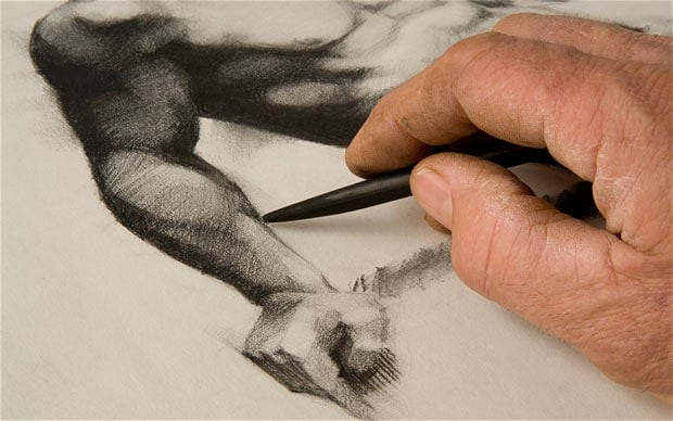 Fundamentals of Drawing & Composition - Instructed by Jan Stenson