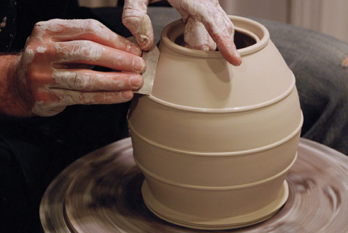Pottery Basics 2 - Instructed by Joan Beech