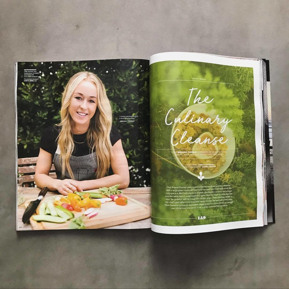 Featured In Locale Magazine - Read The Story>>