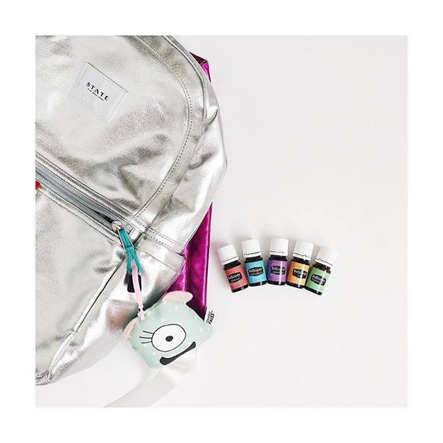 Back to school has been hard on us y'all but these little bottles have been lifesavers! 🤔GeneYus is our go-to before school and after, 1-2 drops on the back of their necks and they are ready 🎓 😪 SniffleEase rolled on their chest when the school ickies come around. 😴 SleepyIze in the diffuser at night to calm the monsters and rolled on their chests for extra Zzz power. 🤕 Owie is our skin hero! 🤢 TummyGize for ALL things funny tummy related. We keep a roller ball on top and circle the belly button as needed.  We also Thieves all week (in the diffuser and on our feet!) to support boosting our systems... tell me your fave back to school hacks!!! #youngliving #younglivingessentialoils #yleo #backtoschool #wellnessmama #wellnesstips #essentialoils #crunchymama